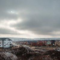 Зимнее утро :: Татьяна Котик