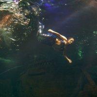 под водой :: Олег Кручинин