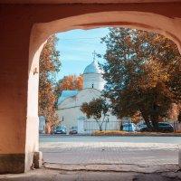 Улицы Вел Новгорода :: Евгений Никифоров
