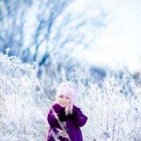 По первому снегу :: Олеся Гордей