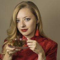 Китайский чай... :: Наталья