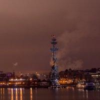 вид с Крымского моста :: татьяна