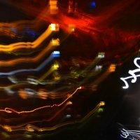«Огни ночного города» :: Aleks Nikon.ua