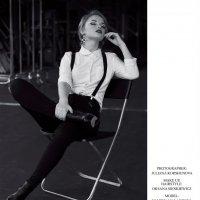 Вдохновленные образами Мадонны :: Юлиана Коршунова