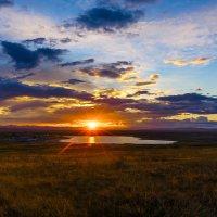 степное озеро :: Денис Иванов