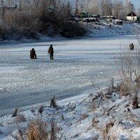 Рыбаки :: Дмитрий Арсеньев