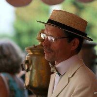 соломенная шляпа :: Олег Лукьянов