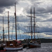 Под небом Норвегии. :: Александр Лейкум
