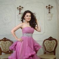 Lady in pink :: Яна Ёлшина