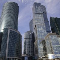 Москва Сити :: AllaSaa