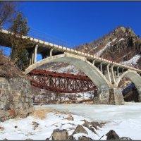 Шабартуйские мосты... :: Андрей Янтарёв