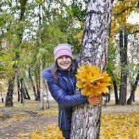 Здравствуй золотая осень! :: Сергей S.Tulpan