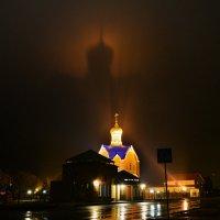 Храм на небесах! :: ALEXANDR L