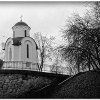 Ольгинская часовня. Псков. :: Fededuard Винтанюк
