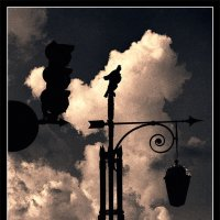 Облако 3 :: Цветков Виктор Васильевич