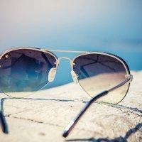 Солнечные очки и море :: Ksenia Shelkova
