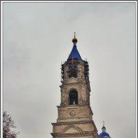 Собор Воскресения Христова в Кашине :: Дмитрий Анцыферов