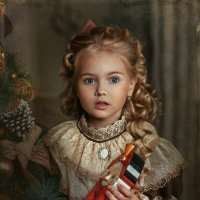 Щелкунчик :: Наташа Родионова