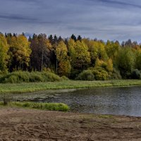 у озера :: gribushko грибушко Николай