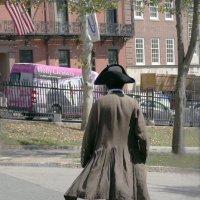 Бостон. Перемещение из прошлого... :: Юрий Поляков
