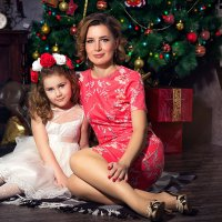 Новый год 2015-2016 :: Елена Денисова