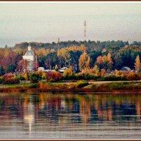 река Юг, п. Подосиновец Кировской области :: ВладиМер