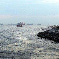 На рейде в Мраморном море. :: Игорь