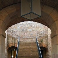 В замке Монжуик. Испания :: Анна Большакова