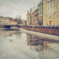 Мойка в феврале :: Елена Ященко