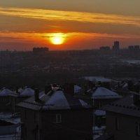 На закате :: Валентина Родина