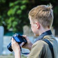 Человек с фотоаппаратом. :: Виктор Орехов