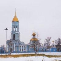 Мытищи. Церковь Владимирской иконы Божией Матери :: Андрей Воробьев