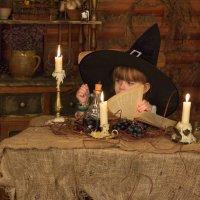 Маленькая волшебница :: Виктория Иванова