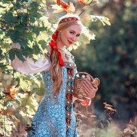 Русская Девушка :: Liliya Nazarova