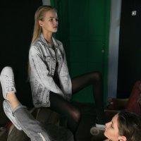 Ksenia and Vlada :: Alex A
