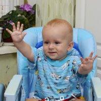 Малыш. :: Алексей Андреев