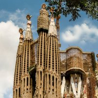 Sagrada Familia by Antonio Gaudi. Barselona :: Сергей Рогозин