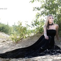 Королева песчаных карьеров :) :: Ирина Бондаркова