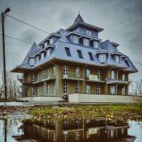 Дом у дороги :: Константин Бобинский