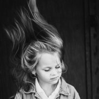 Ветер в волосах :: Ксения Куривчак