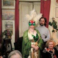 Лермонтовский центр. Встреча нового года-2005. :: arkadii