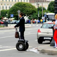 Город и горожане :: Ирина Фирсова