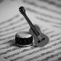 Натюрморт на тему «Музыка» :: Елизавета Ск
