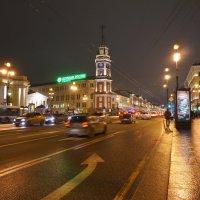 ***Здание Городской думы с башней!!!***** :: Валентина Папилова
