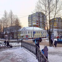 Короткий зимний день :: Viktor Pjankov