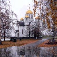 Храм Георгия Победоносца :: Александр Алексеев