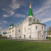 Вознесенский мужской монастырь. Нижний Новгород. :: Андрей Ванин