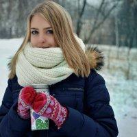 А вот и зима ... :: Елизавета Стар