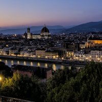 Evening in Florence :: Dmitry Ozersky