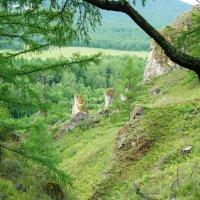 Передышка в горах :: Ольга Чистякова